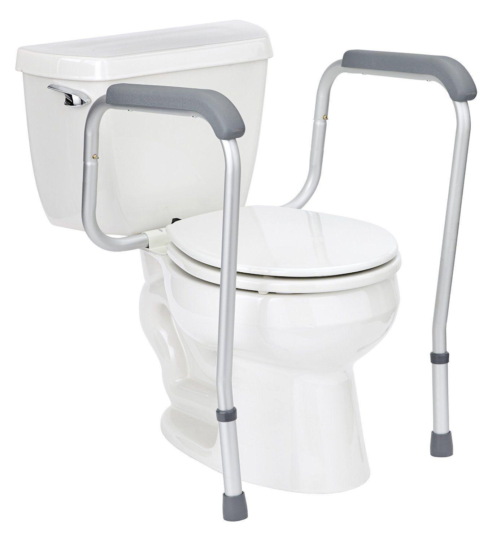 Toilet Grab Bars Bathroom Safety, Handicap Bars For Bathroom